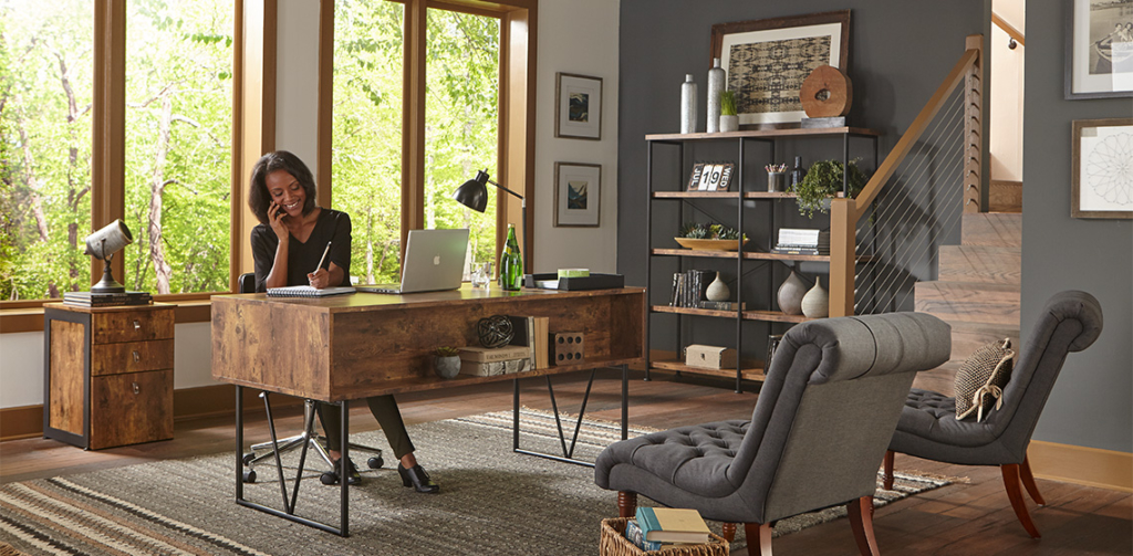 Create your best space for working from home