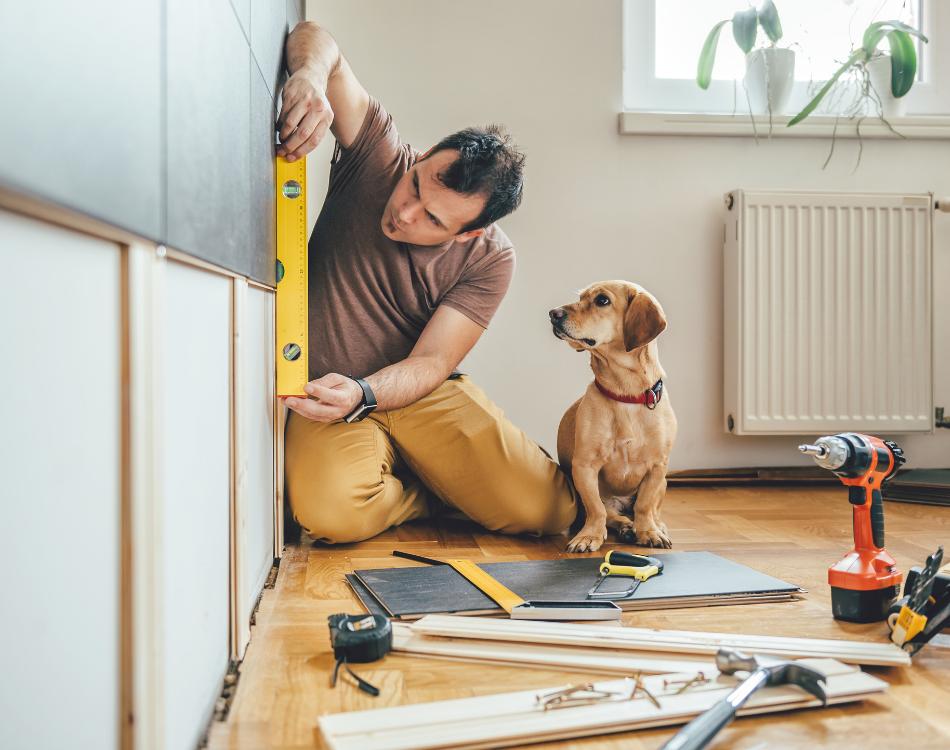 3 Home Improvement Resolutions